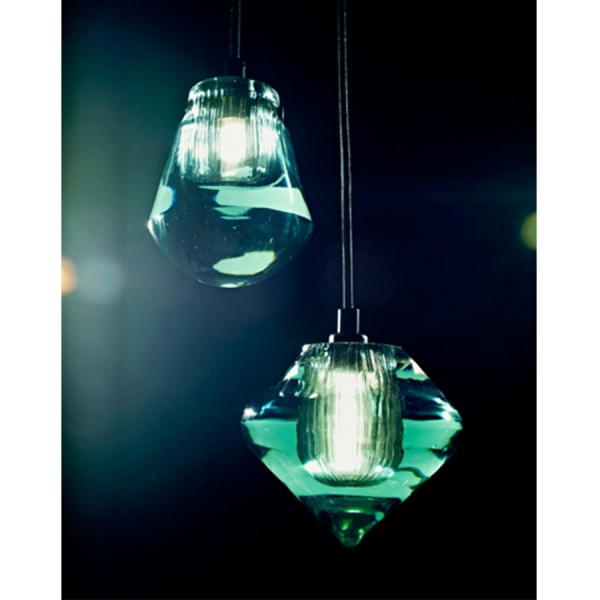 Glass Light Top Bead Tom Dixon Light City Paris