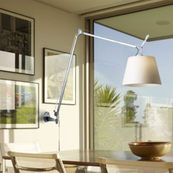 Tolomeo Mega Parete Artemide Light City Paris