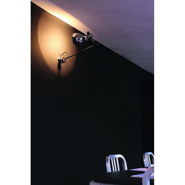 lampe n 222 gras dcw light city paris. Black Bedroom Furniture Sets. Home Design Ideas