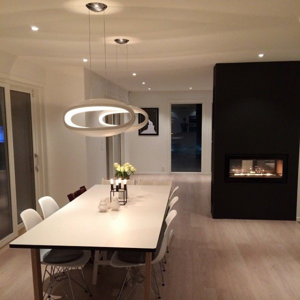 o space foscarini light city paris. Black Bedroom Furniture Sets. Home Design Ideas